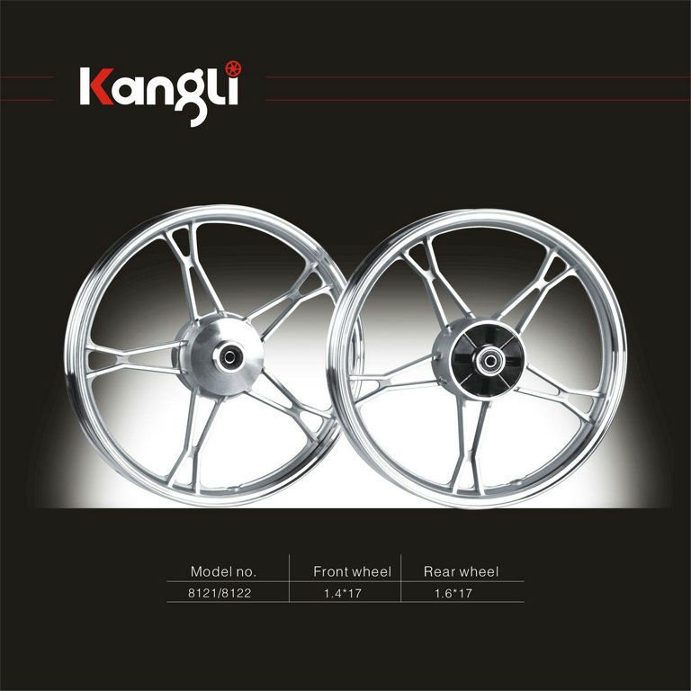motorcycle wheel( Kazer Kawasaki )17inch wheel for motorcycle CUB wheel rim