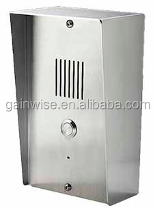 3G Wireless Access Remote Gate Control relay GSM Door Intercom