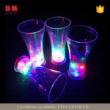 350ml cheap round plastic make color changing mug