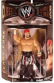 WWE Jakks Pacific Wrestling Classic Superstars Series 5 Action Figure Terry Funk by Jakks Pacific