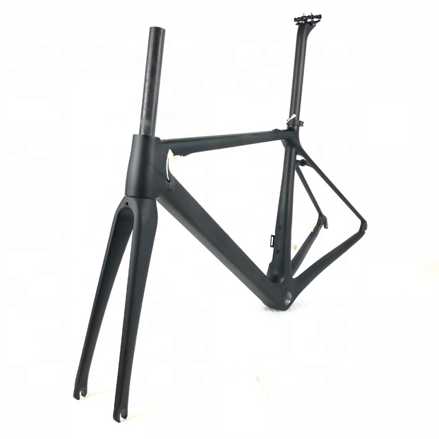 FM069 From HongFu Bikes,Chinese Road Frame Carbon Super Light weight 780-920g,Carbon Road Bike Frame, Ud glossy or matt