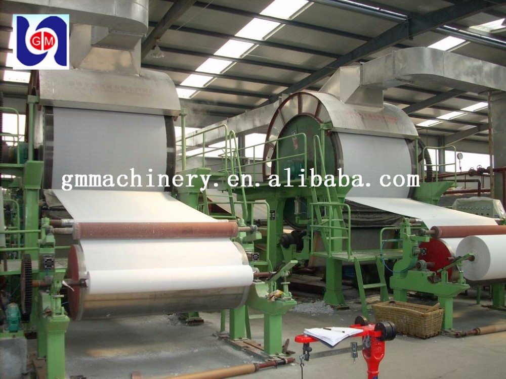 Guangmao Banana Fiber For Fine Tissue Paper Machine Prices,Small ...
