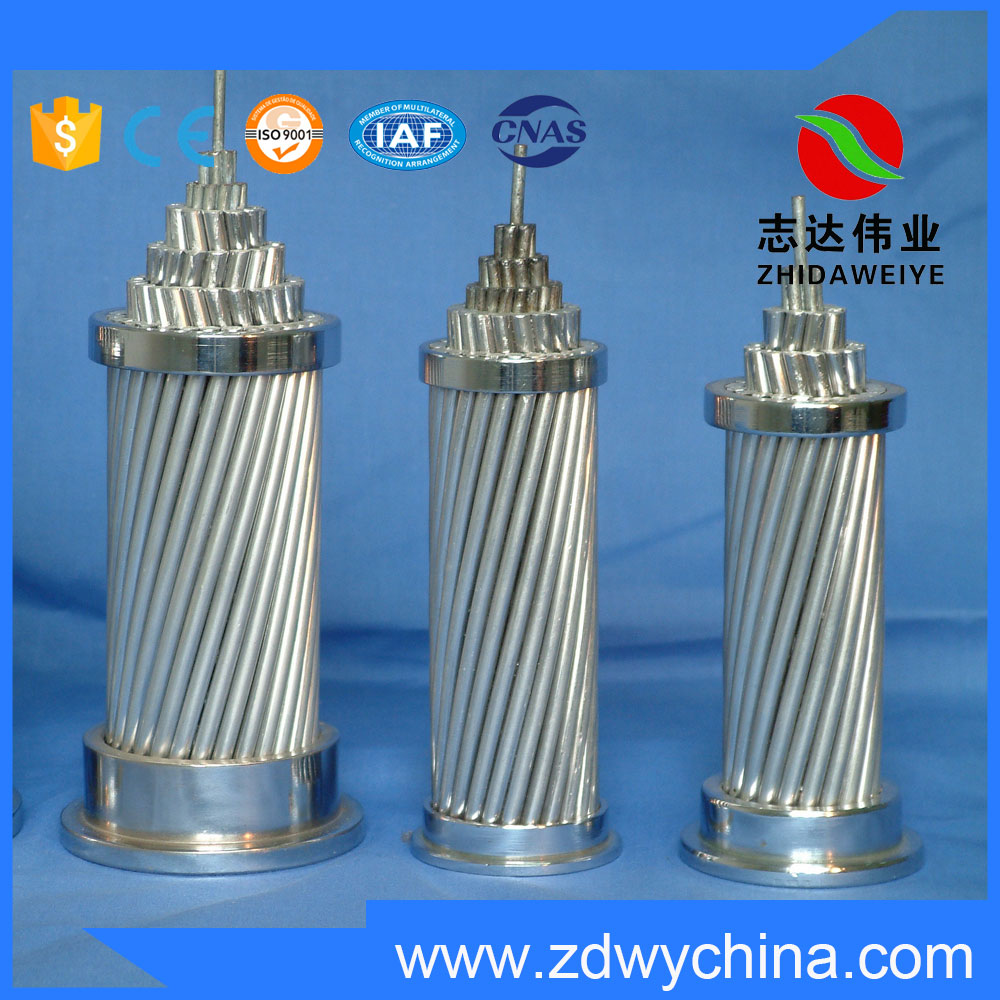 China factory selling enameled aluminium wire/all aluminium wire(AAC)