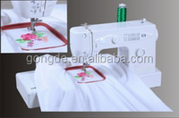 portable embroidery and sewing machine computerised embroidery and sewing machine