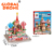 3D puzzle promotion gift paper puzzle funny toy and gift item building puzzle