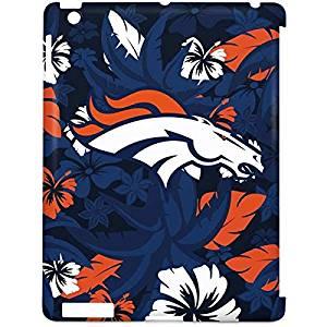 NFL Denver Broncos iPad 2&3 Lite Case - Denver Broncos Tropical Print Lite Case For Your iPad 2&3