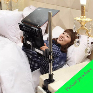 New Adjustable Foldable Laptop Notebook Desk Table Stand Portable Bed Tray