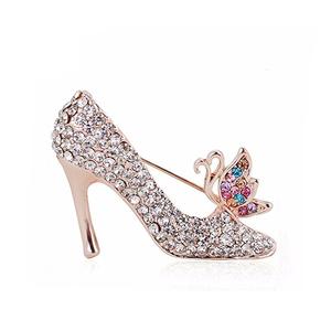 8e6f62a9ea High Heel Shoe Brooch, High Heel Shoe Brooch Suppliers and ...