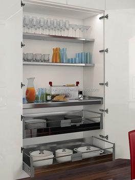 2017 Hot Modern MDF Kitchen Cabinet From Yekalon