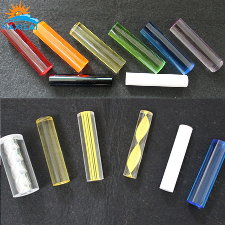 Led Lighting Colored Acrylic Rod