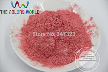 Spark Red Color  Pearlescent pigment,pearl luster pigment,Mica Powder DIY Makeup  Nail Design ,Nail Polish 1 lot= 50g