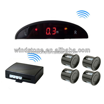 Wireless Parking Sensor, LED Wireless Parking Sensor