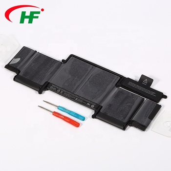 "original quality for 6800mah Laptop Battery for Pro 13"" Retina A1493 Laptop battery A1502 2014-2015  ME864"