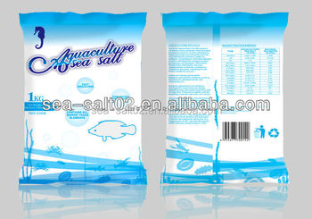 Sea Horse Natural Food Grade Aquaculture Aquarium Sea Salt