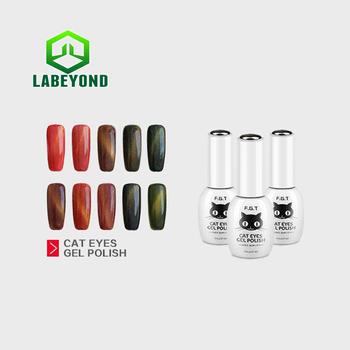 Private Label Wholesale Non Toxic Easy Peel Off Cat Eyes Uv Gel Nail Polish Buy Non Toxic Gel