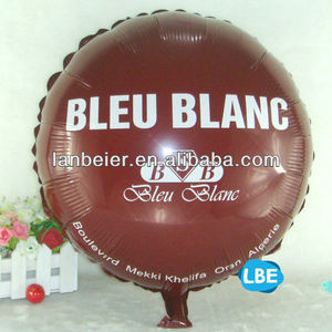 Wholesale party foil big round balloon