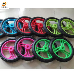 12 inch PU foam wheel for baby bike