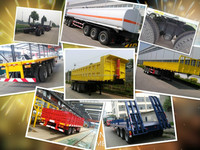 All Series Semi Trailers Trucks Dump Tipping Trailer Semi-trailer For Sale
