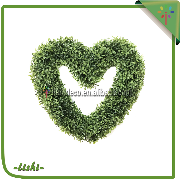 For sale artificial boxwood topiary tree plants for Artificial grass decoration