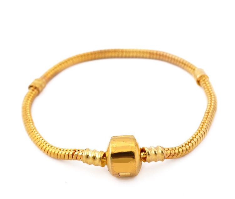 1 пк 925 серебро браслет змейка подвески браслет ювелирные изделия ожерелье своими руками женщины браслет NSL0002