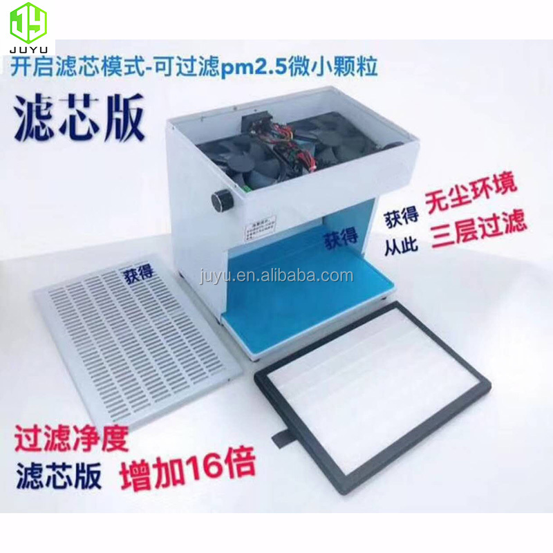 Newest Mobile Phone Repair Tool Anti-static Dust-free Cleanroom Small Mini  Workbench With Ffu - Buy High Quality Mini Dust-free Clean Room Workbench