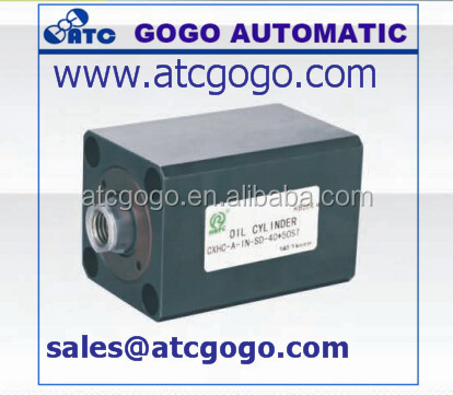 beautiful design and high quality cheap and small oil hydraulic compact cylinder actuator
