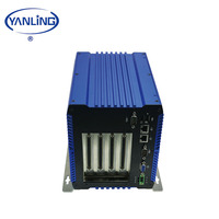 embedded computer type 1037U fanless mini industrial pc with pci slot