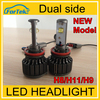 quick bright motorcycle headlight kit auto accessories wholesale H8 H9 H11 led