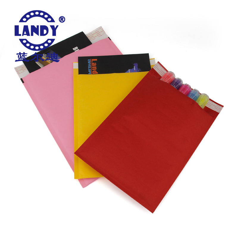 Custom colors Decorative mix coloured c5 red jiffy bag sizes chart guide wiki padded