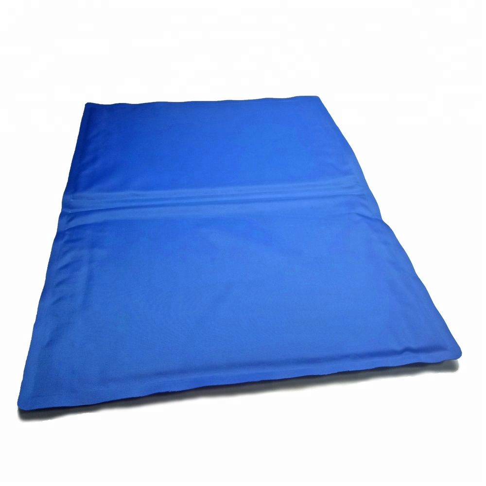Safe CE FDA Guangdong self cooling dog pad pet cool gel mat for dogs