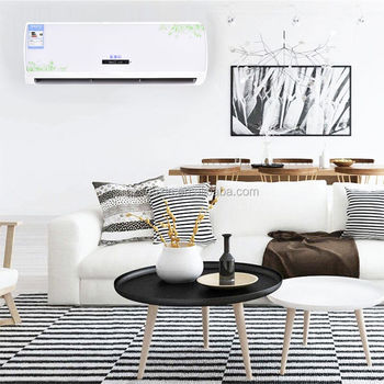 Split Wall-mounted Air-conditioner Indoor Unit &outdoor Unit With ...