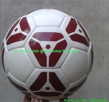 Stocking a lot machine stitehed soccer ball,promotion football cheap price 2014 new design Promotional PU/PVC/TPU Soccer Ball