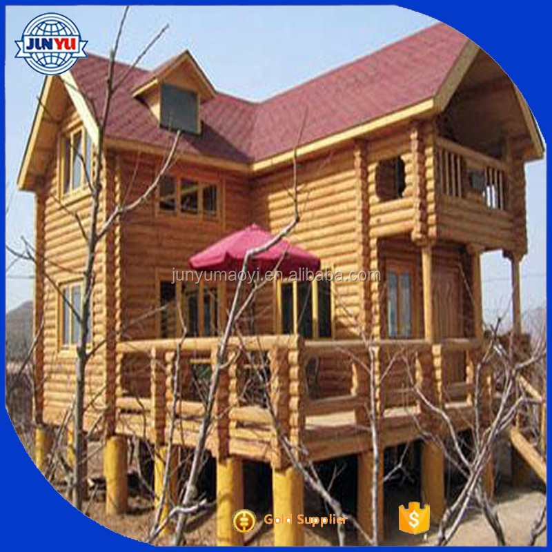 Delightful Cheapest Wooden House Price /Fasion Wood House
