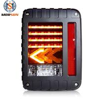 Wholesales turn signal backup stop tail light 12v 24v auto accessories car led lamp h4 rear led lights
