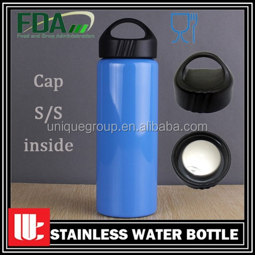 Unique Group Zero Plastic Touch When Drinking Stainless Steel Water Bottle