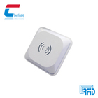 UHF big size fixed rfid reader writer 10M, build-in 9dBi antenna long range rfid reader