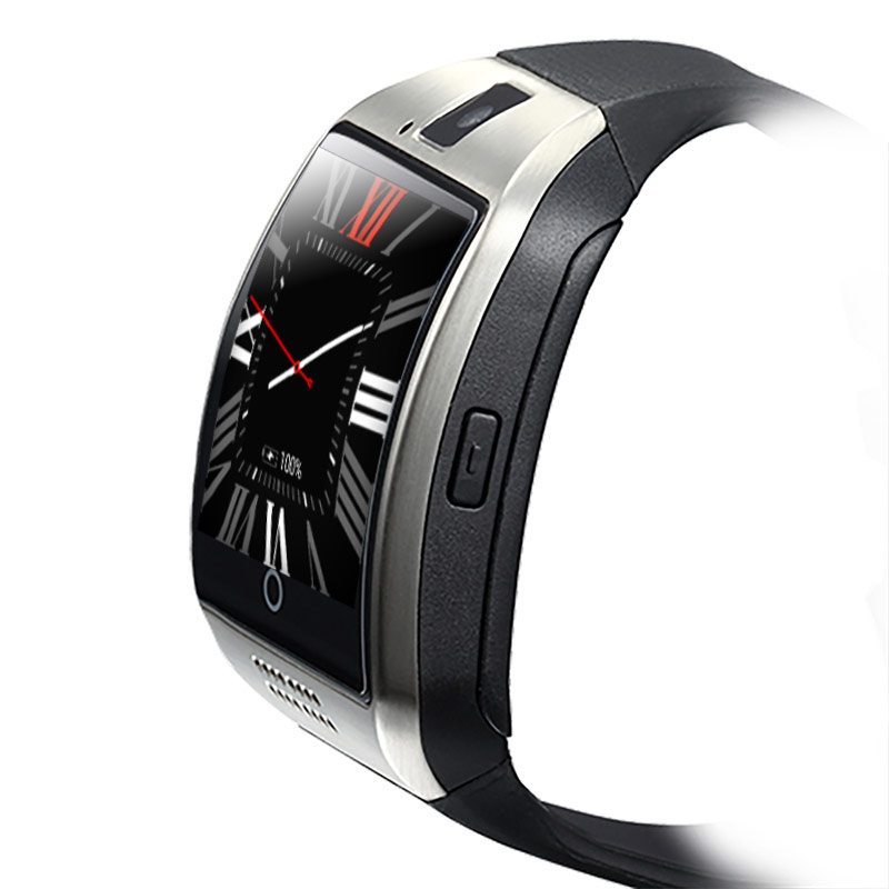OLED android bluetooth smart watch body fit heart rate monitor watch
