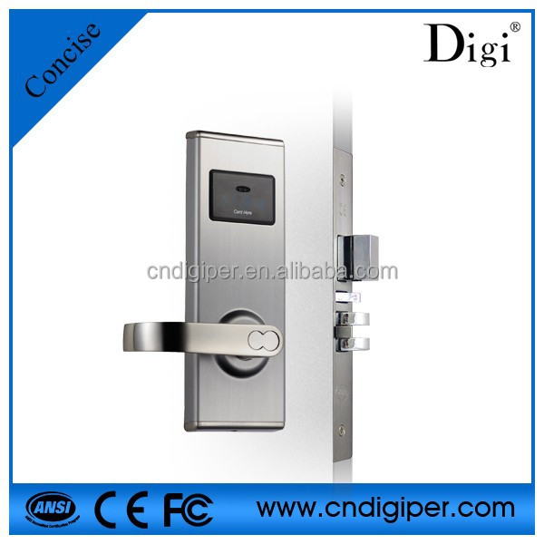 hotel if card lock with high quality 6600-103