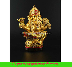 wholesale polyresin india hindu religious god murti idols ganesh statues  figures decoration for sale