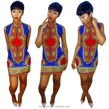 45a9d07d470 Traditional African Clothing African Traditional Dresses Hot Sale Rushed  Polyester 2016 Women Dashiki Dress