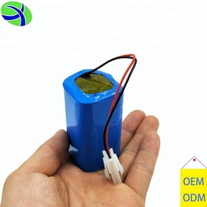 OEM 3.6Ah 18650 li-ion battery pack 2s1p 7.4v, 3600mAh 7.4V 2S1P 18650 high discharge rate battery cells, 18650 Lithium Ion Pack