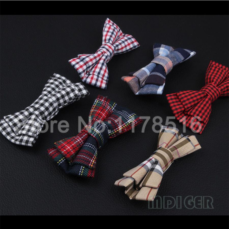 Милый дети бант галстук студент галстук британский стиль сетка дети галстук воротник одежда 10 * 5 см