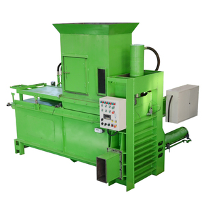 Coco Peat Buyers In Middle East/Usa/Canada/South Korea/Coco Peat Pellets Block Making Machine