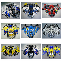 TCMT ABS Injection Fairing Bodywork For Suzuki GSXR1000 GSXR 1000 05 06 K5 8B