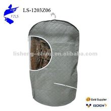 Anti Mildew Bamboo Charcoal Suit Bag With PVC Window