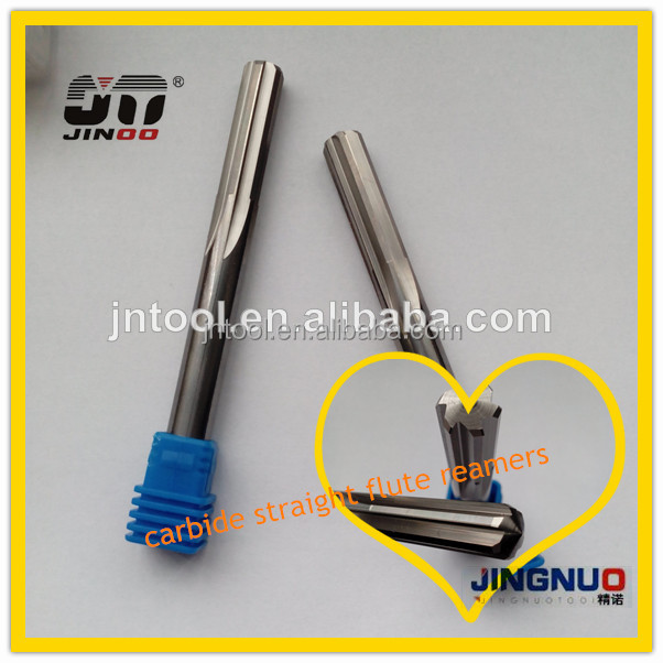 China solid carbide high quality machine inner outer reamer