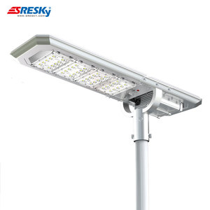 40W Low Price China Solar Street Light Luminary Manufacturer