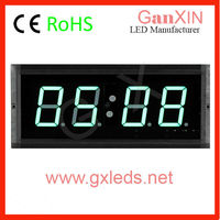 3 inch 4 digits green led digital taxi meter