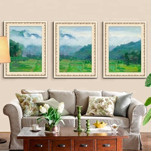 Beautiful Scenery Wall Oil Painting Art On Canvas
