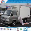 5 ton freezer truck, mini freezer box truck, small refrigerated trucks